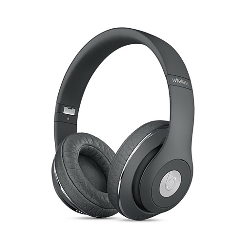Beats Studio Wireless Over Ear Headphones - Dove Grey